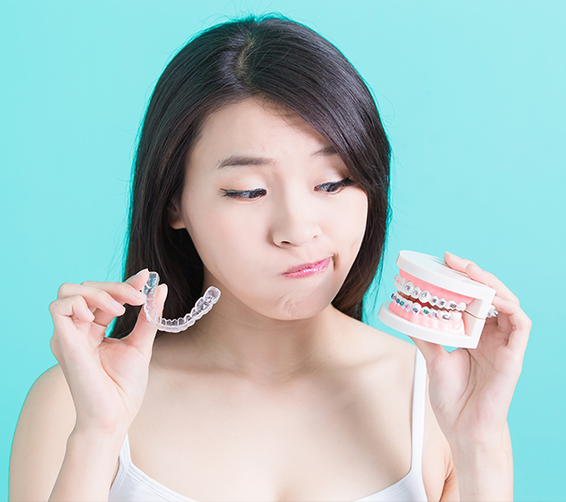 West Palm Beach Which is Better Invisalign or Braces